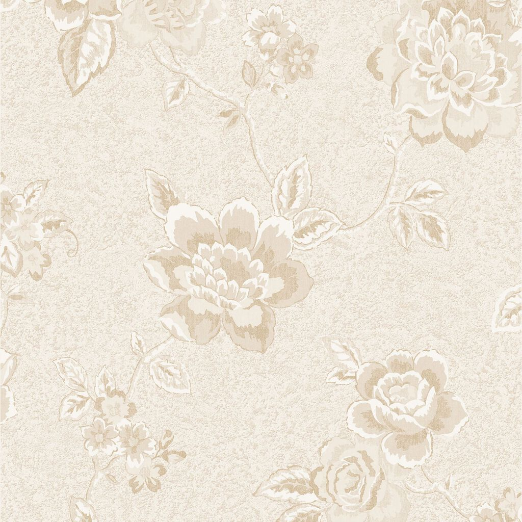 Boutique Ivory Wallpaper, , large