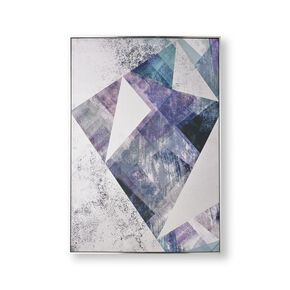 Midnight Aura Framed Canvas Wall Art, , large