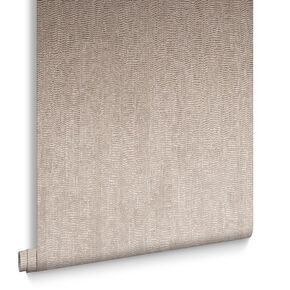 Water Silk Plain Rose Gold Wallpaper, , large