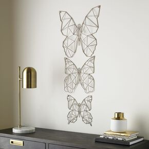 Flutter Metal Wall Art , , large