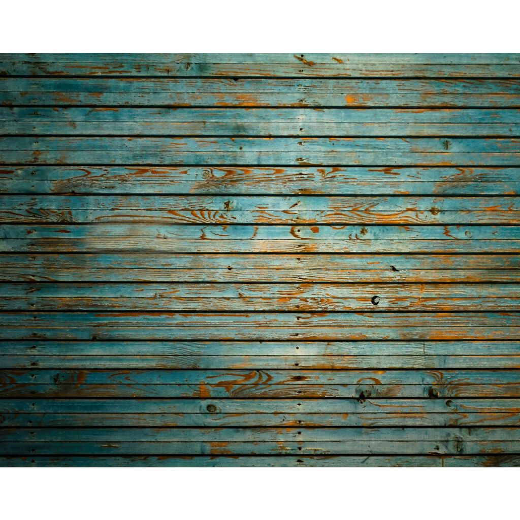 Washed Timber Wall Ready Made Mural, , large