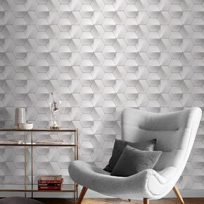 Hex-A-Gone Wallpaper, , large
