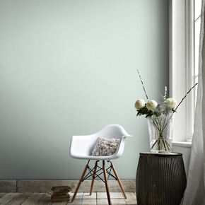 Organza Teal Wallpaper, , large