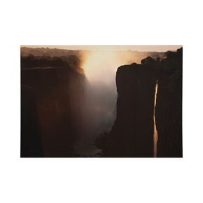 Twilight Peaks Printed Canvas Wall Art, , large