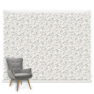 Paper Orchid Bespoke Mural, , large