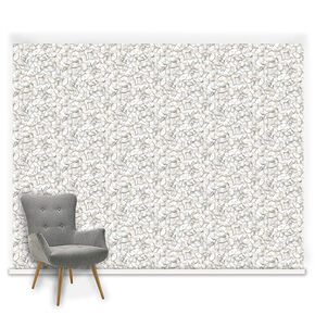 Paper Orchid Ready Made Mural, , large