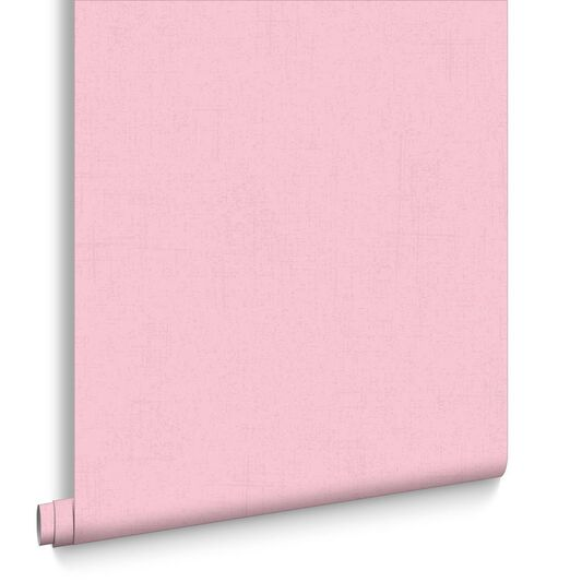 Uni Pastel Rose Wallpaper, , large