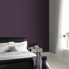 Rocco Plum Wallpaper, , large