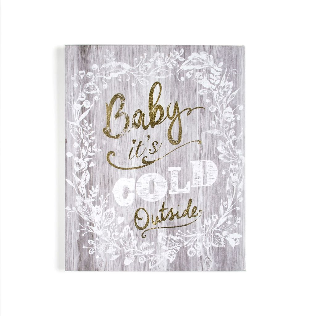 Baby it's Cold Outside Druck, , large
