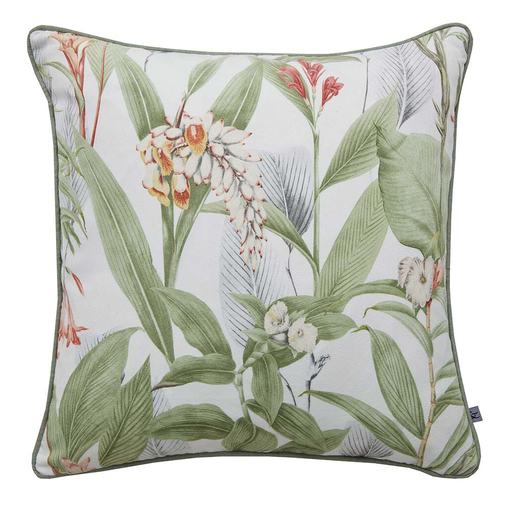 Coussin Botanical Green, , large