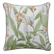 Botanical Green Cushion, , large