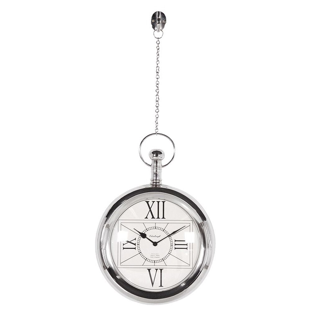 Wonderland Hanging Pocket Watch Wall Clock, , large