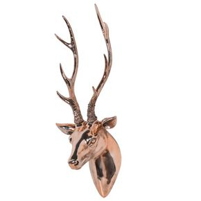 Copper Stag Head, , large