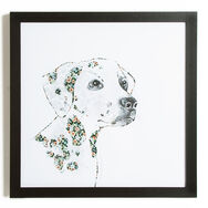Dalmatian Framed Print Wall Art  Wall Art, , large