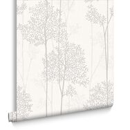 Eternal White Mica Wallpaper, , large