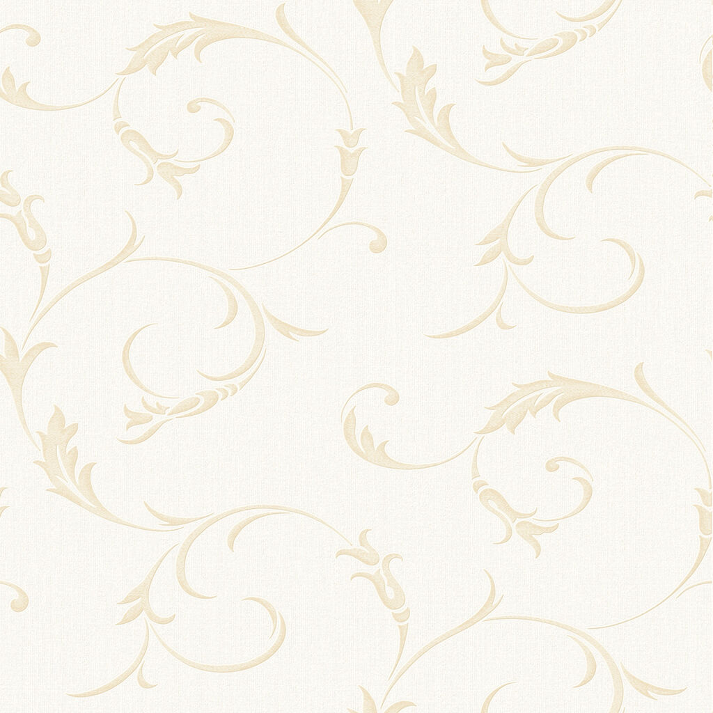 Athena White Gold Wallpaper White Wallpaper Superfresco
