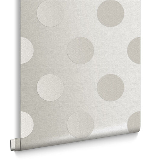 Polka Diamond Bead Wallpaper, , large