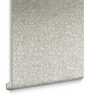 Confetti Taupe & Pale Gold Wallpaper, , large
