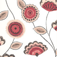Romany Red Wallpaper, , large