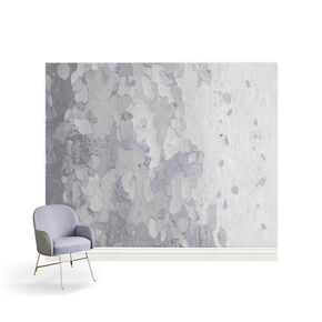London Plane Lilac Bespoke Mural, , large