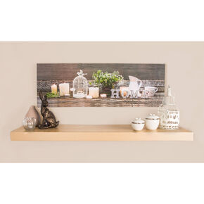 Home Led Printed Canvas, , large