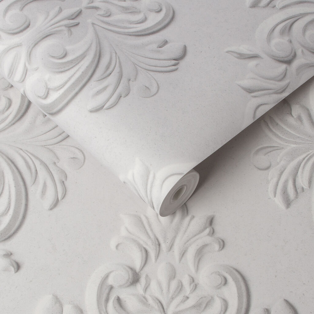 Stone Damask Tapete, , large