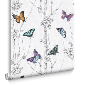 Flutter Forest Wallpaper, , large