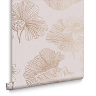 Lotus Tapete Blush, , large