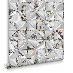 Stroma Origami Wallpaper, , large