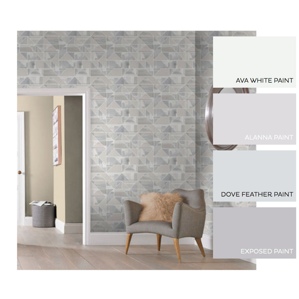 Expression Geo Natural Wallpaper, , large