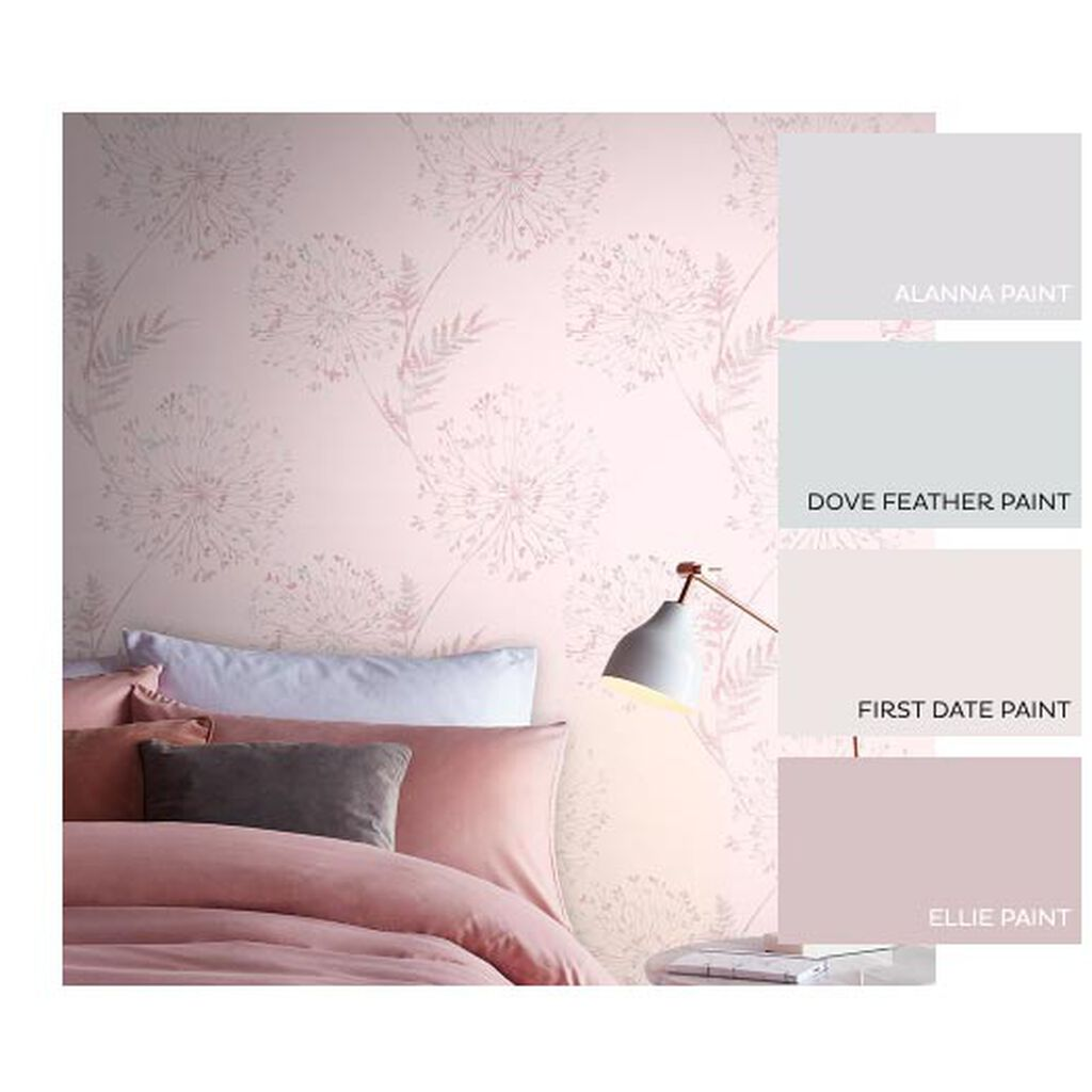 Wish Blush Wallpaper, , large