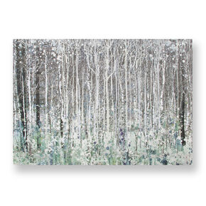 Toile Imprimée Watercolour Woods, , large