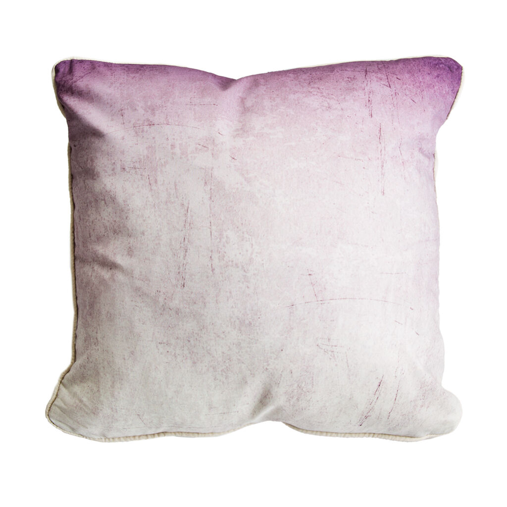 Mulberry Ombre Cushion, , large