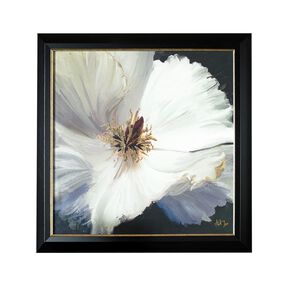 Glamour Floral Framed Wall Art, , large