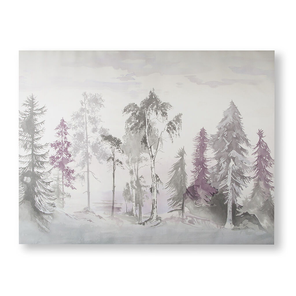 Mystical Forest Walk Wall Art, , large