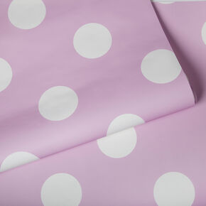 Dotty Pink Behang, , large