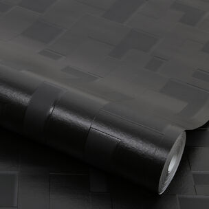 Checker Black Wallpaper, , large