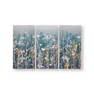 Wild Flower Meadow Canvas Wall Art, , large