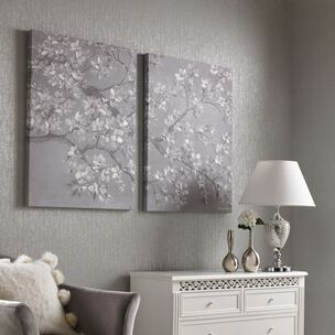 Tranquil Orchid Printed Canvas Wall Art, , large