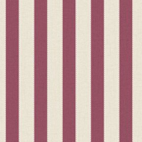 Ticking Stripe Russet Wallpaper, , large