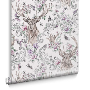Stag Wallpaper, , large
