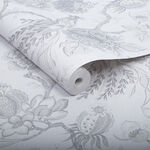 Chinoiserie Clouded Wallpaper