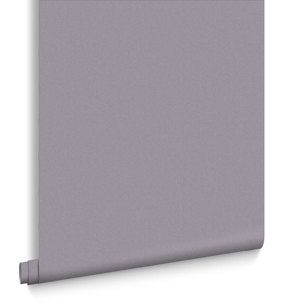 Blissful Heather Plain Wallpaper, , large