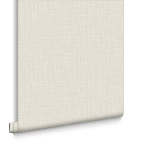 Hessian Natural Wallpaper, , large