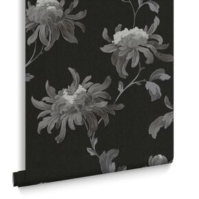Fabulous Black & Grey Behang, , large