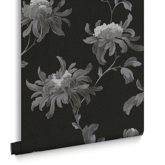 Fabulous Black And Grey Wallpaper Large