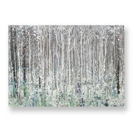 Watercolour Woods Printed Canvas Wall Art , , large