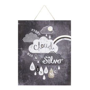 Every Cloud Printed Canvas Wall Art, , large