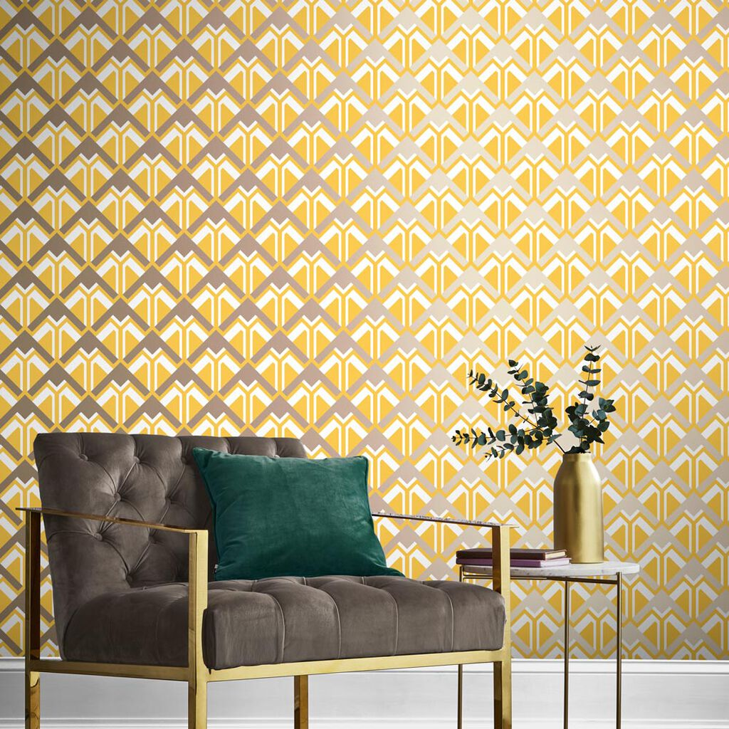 Beau Dazzle Wallpaper, , large