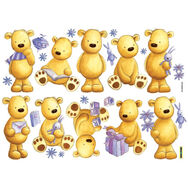Bears Wall Stickers, , large